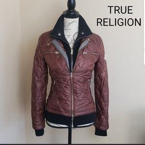 True Religion ski jacket